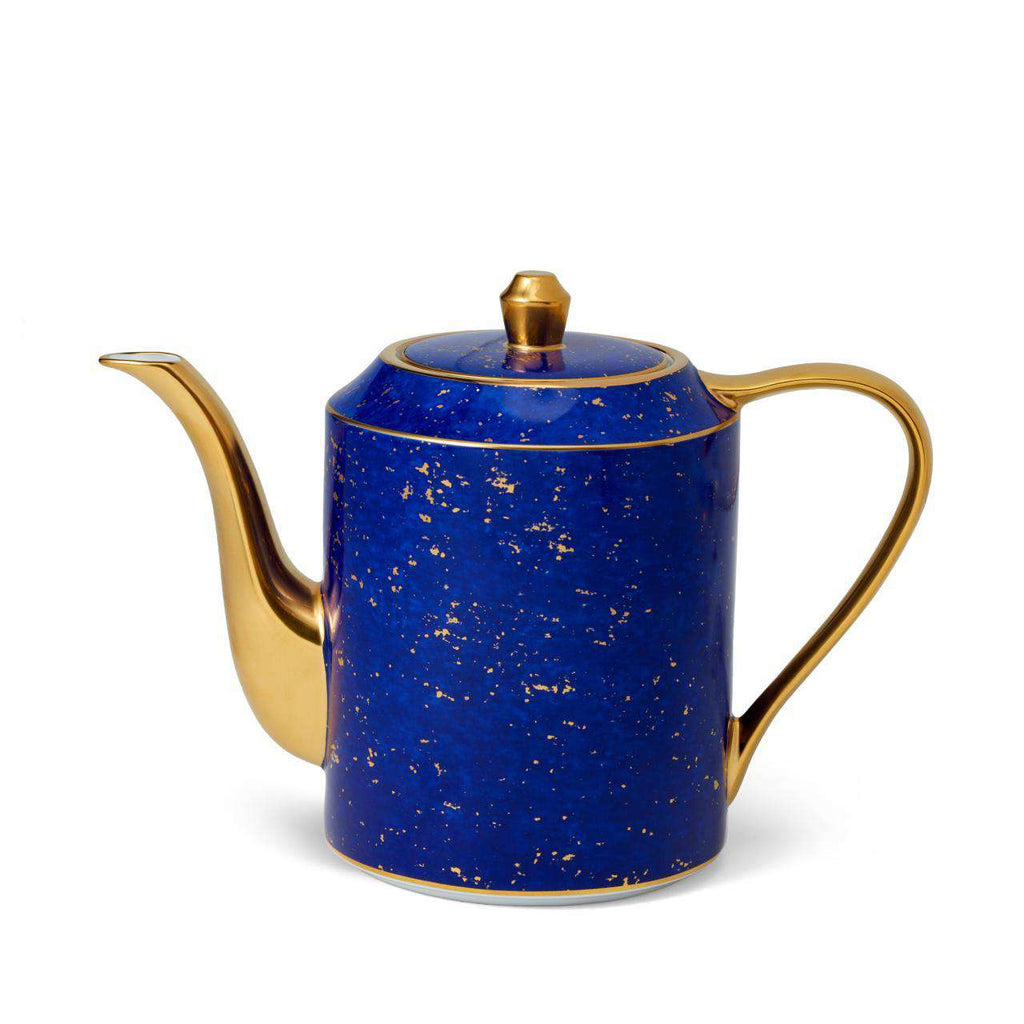 Lapis Teapot - TERTIUS COLLECTION