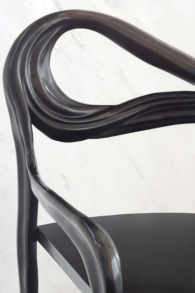 Leda Armchair - Sculpture | Black Label - Limited Edition - TERTIUS COLLECTION