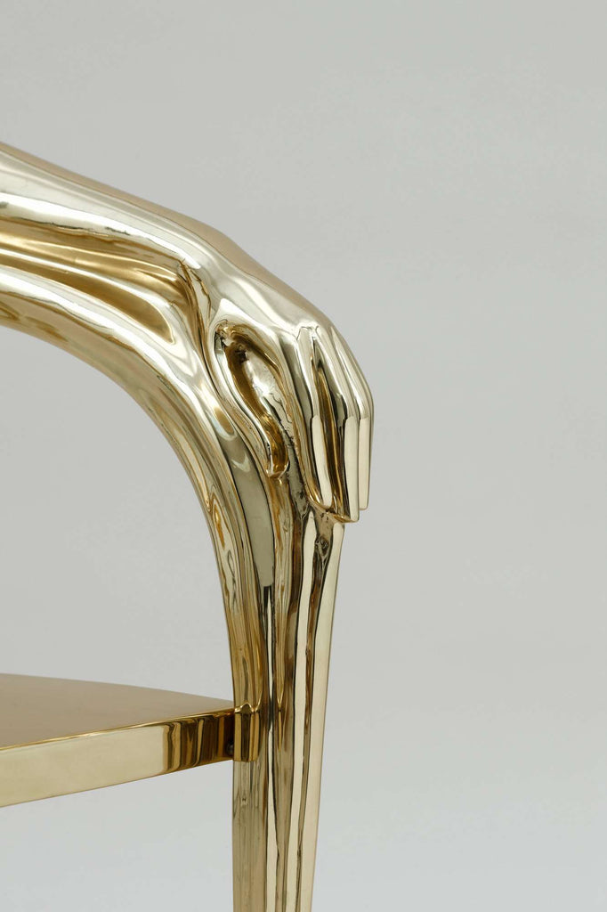 Leda Armchair - Sculpture - TERTIUS COLLECTION
