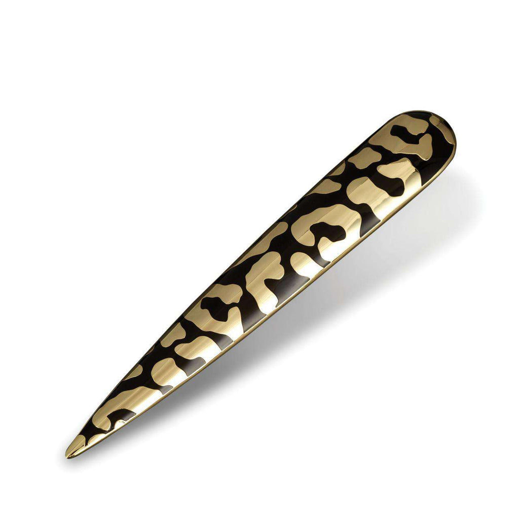 Leopard Letter Opener - TERTIUS COLLECTION