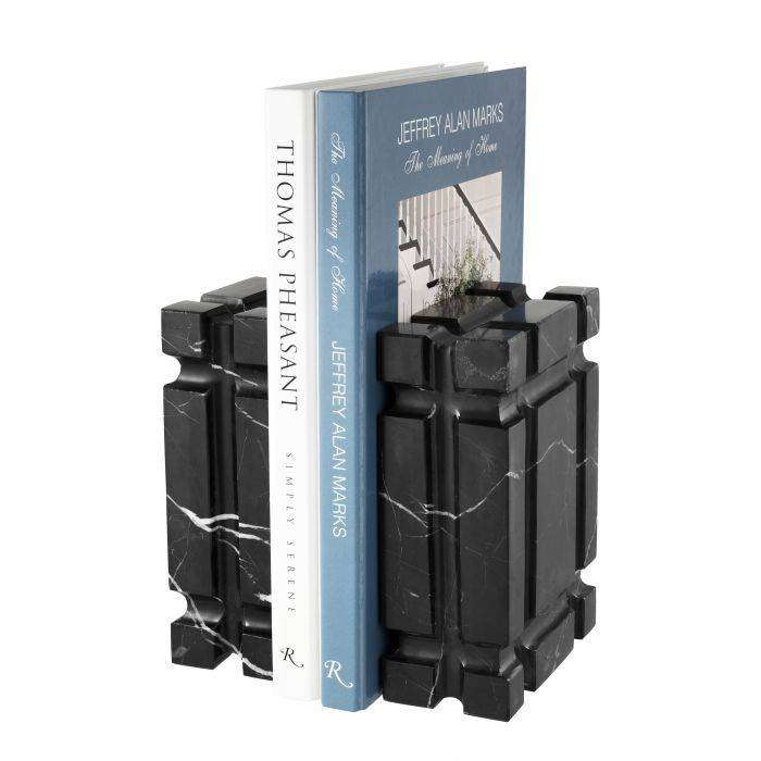 Lignée Bookend set - TERTIUS COLLECTION