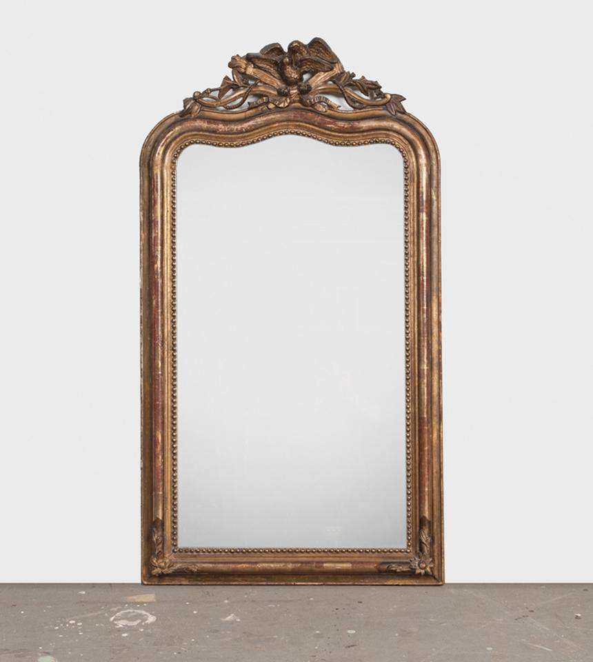 Louis XV Mirror - TERTIUS COLLECTION