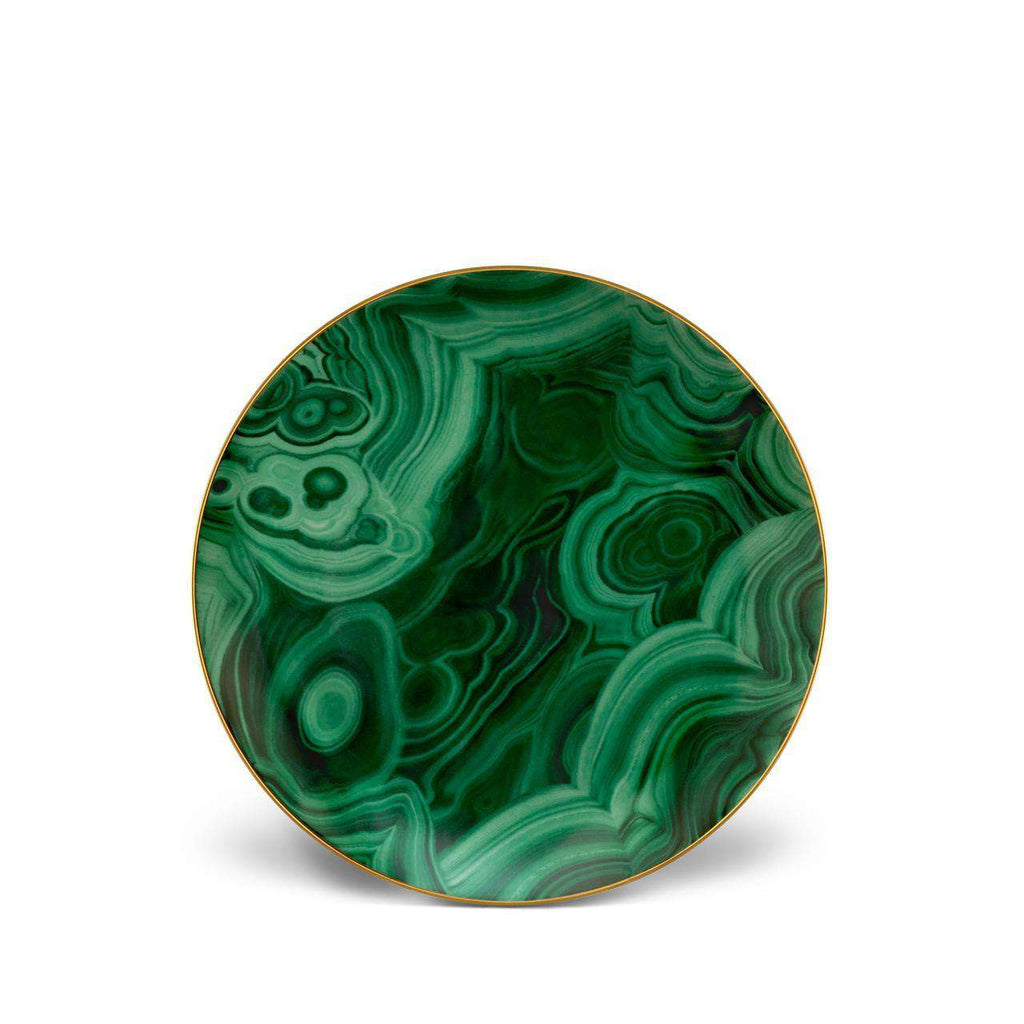 Malachite Dessert Plates - Green - TERTIUS COLLECTION