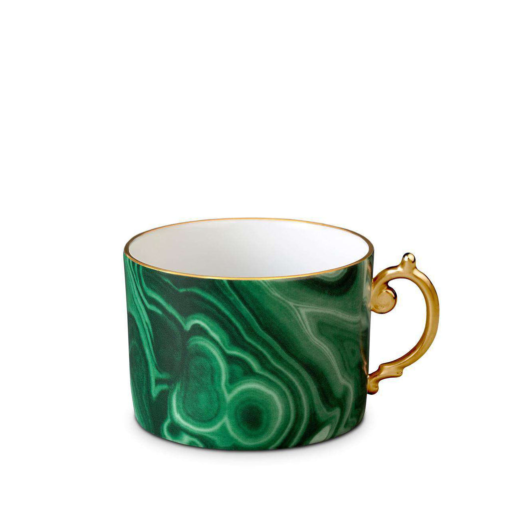 Malachite Tea Cup - Green - TERTIUS COLLECTION