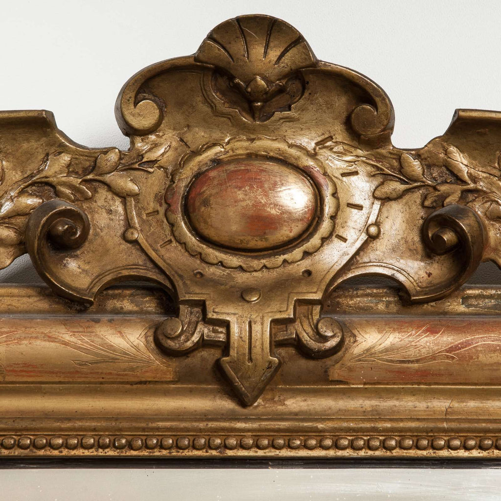 Mirror with Cartouche - TERTIUS COLLECTION