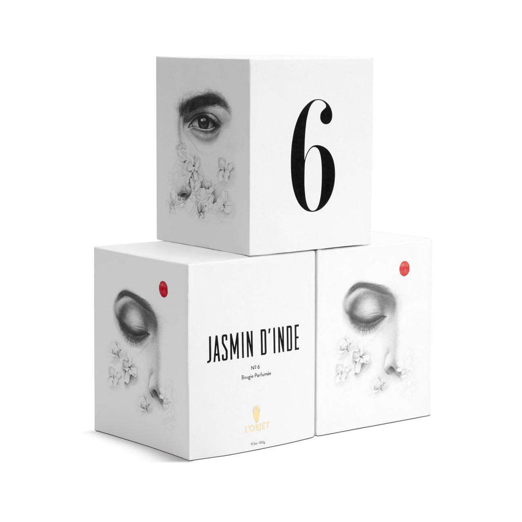 Parfums de Voyage Jasmin d'Inde No.6 - TERTIUS COLLECTION