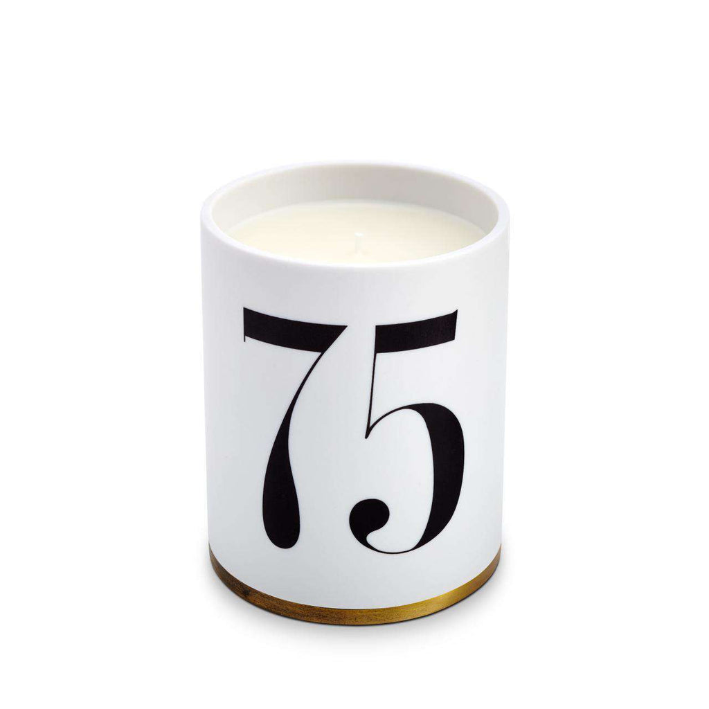 Parfums de Voyage Thé Russe No.75 Candle - TERTIUS COLLECTION