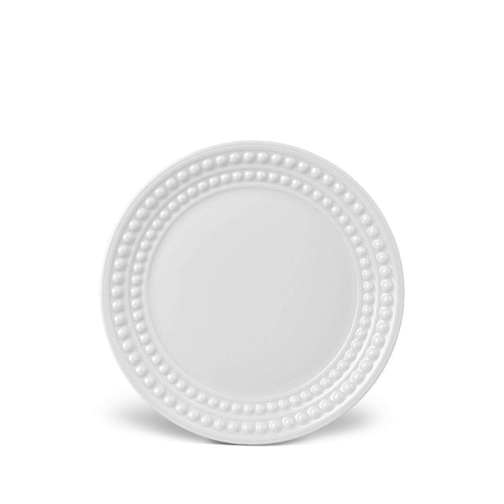 Perlée Bread & Butter Plate - White - TERTIUS COLLECTION