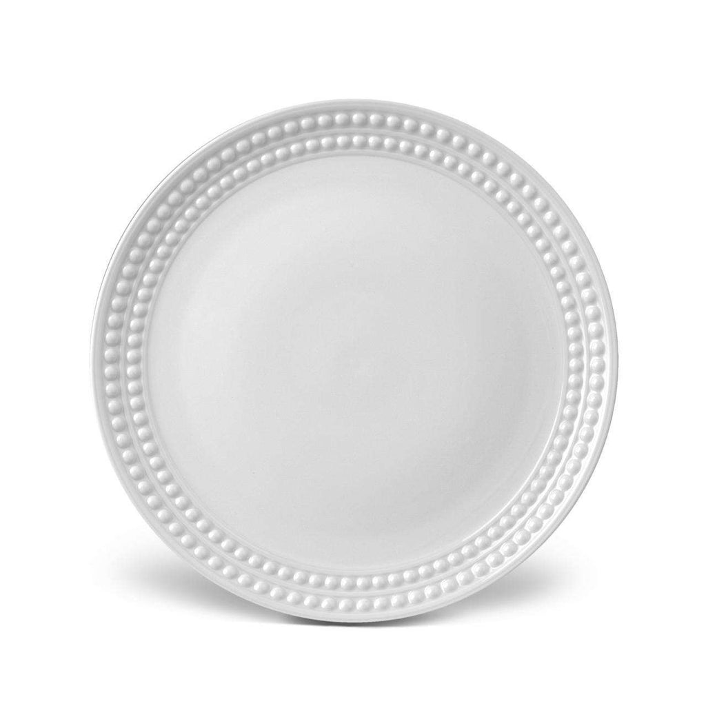 Perlée Dinner Plate - White - TERTIUS COLLECTION