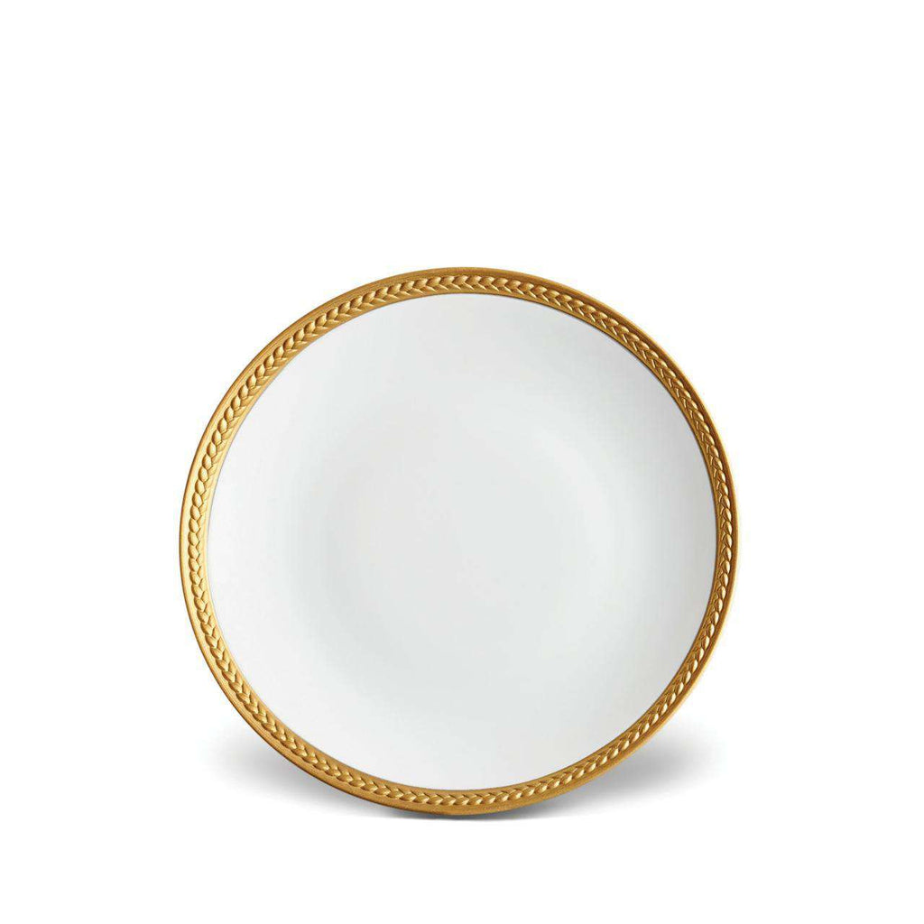 Soie Tressée Bread & Butter Plate - Gold - TERTIUS COLLECTION