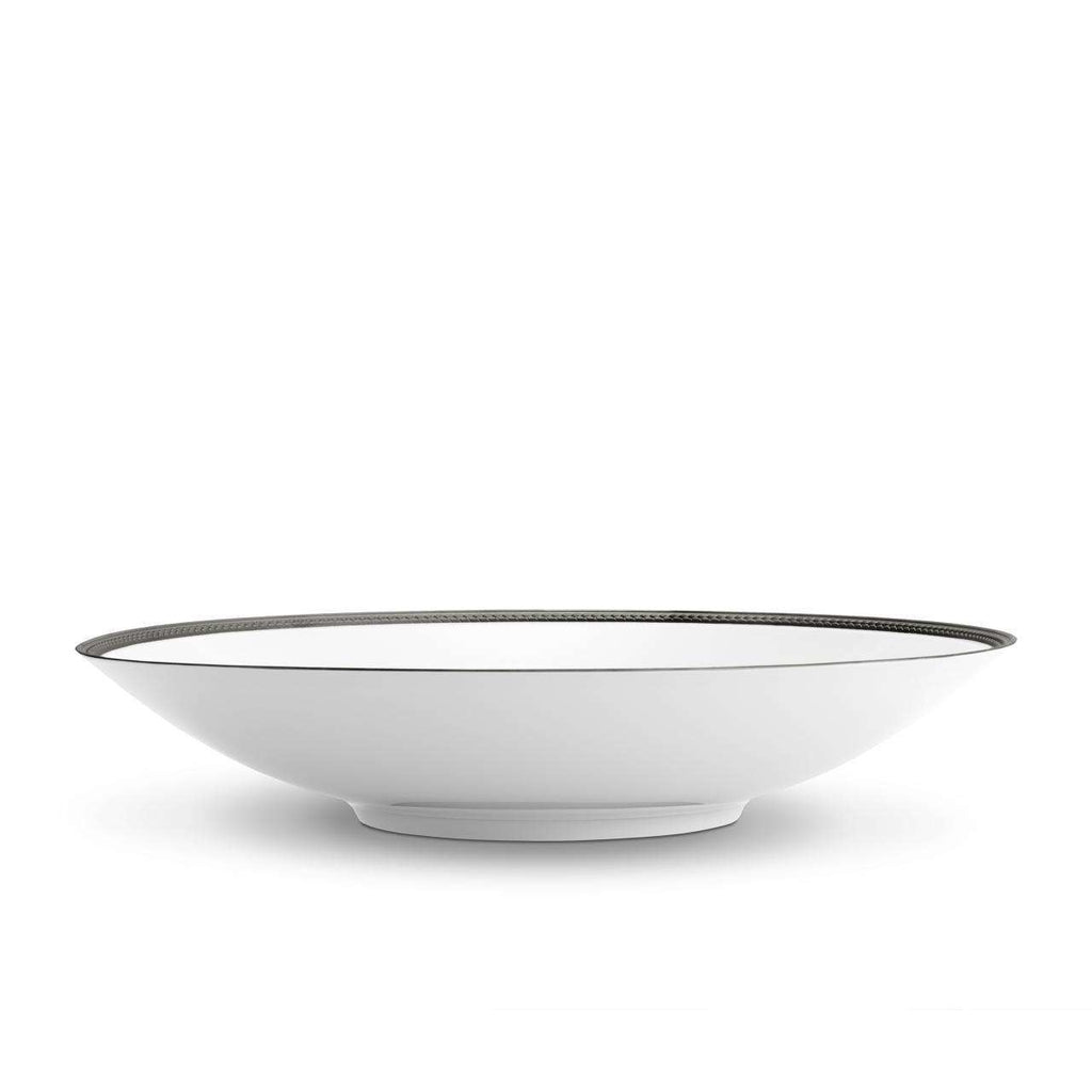 Soie Tressée Coupe Bowl - Large - Black - TERTIUS COLLECTION
