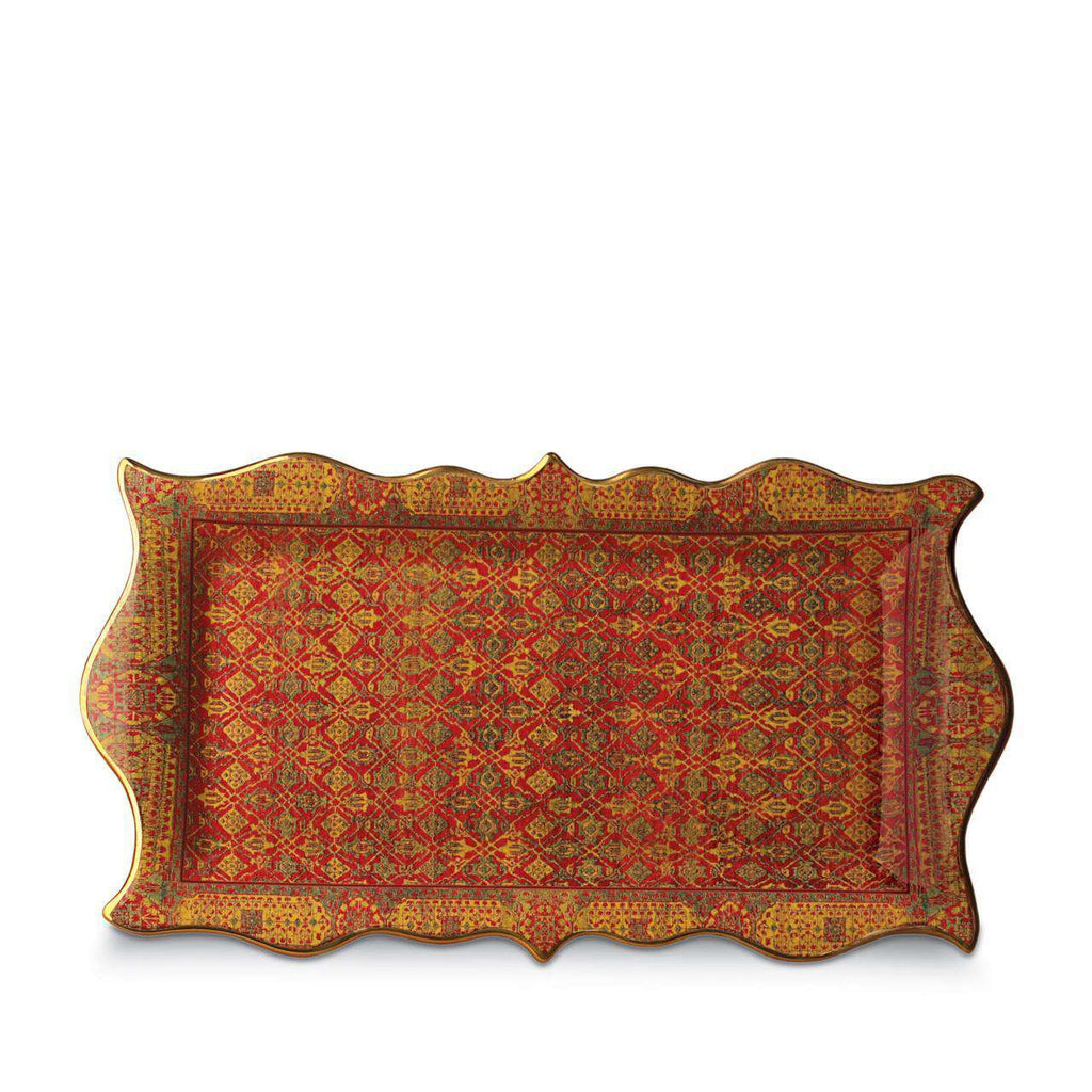 Tabriz Rectangular Platter - TERTIUS COLLECTION