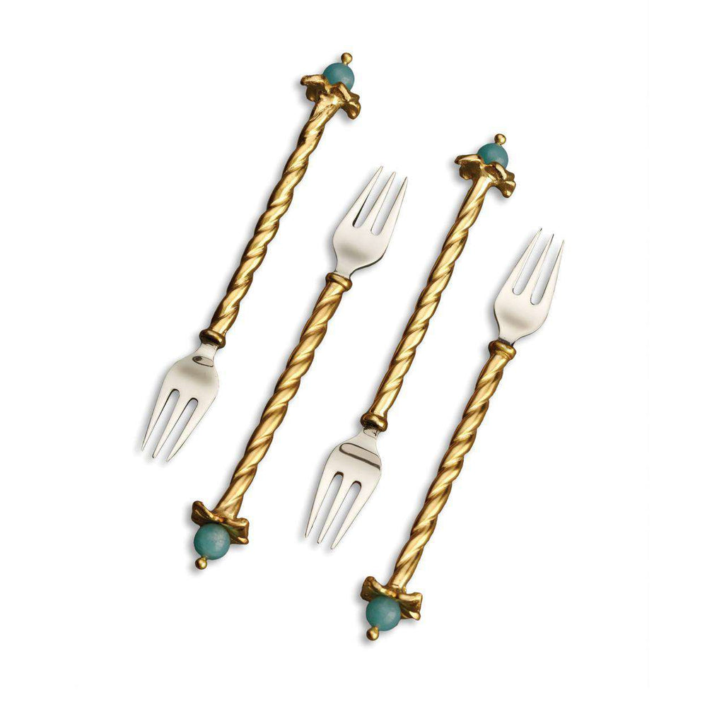 Venise Cocktail Forks - TERTIUS COLLECTION