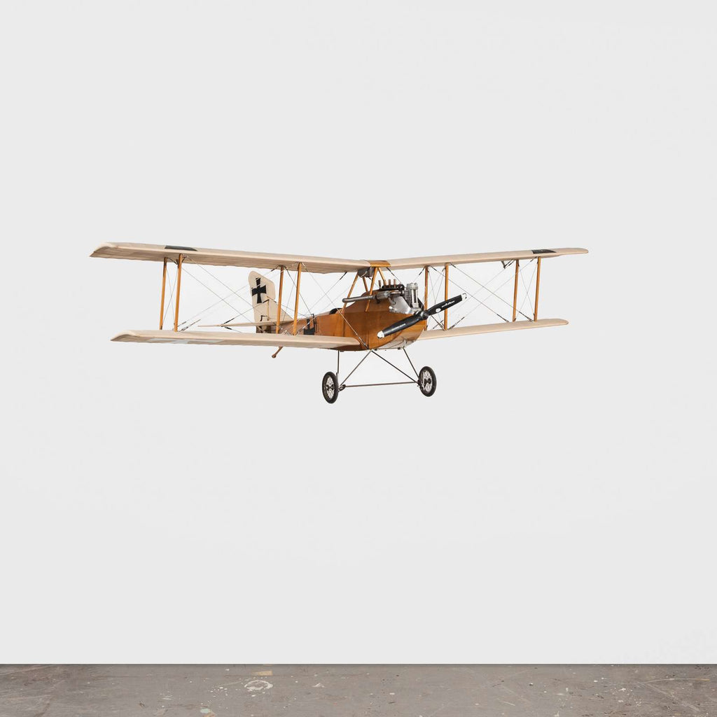 WWI Aeroplane Model - TERTIUS COLLECTION