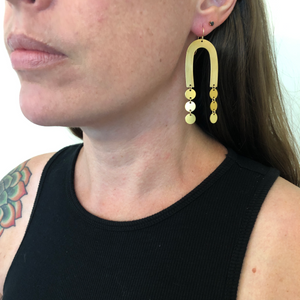 Shimmy Earrings