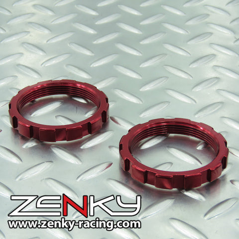 Paire de Lock Ring pour Combinés Filetés Zenky Racing