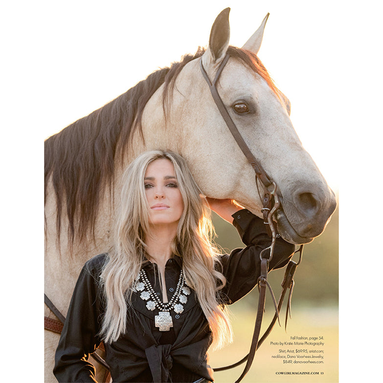 Cowgirl Magazine SepOct 2020 - Social Distance The Cowgirl Way
