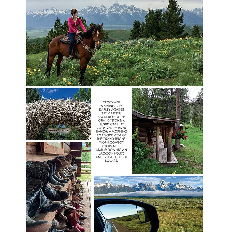 Cowgirl Magazine September-October 2017 | Jackson Wyoming Retreat
