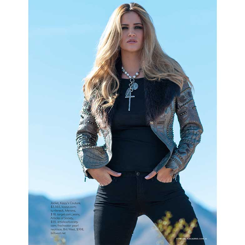 Cowgirl Magazine January-February 2017 | Outerwear Fashion Jackets
