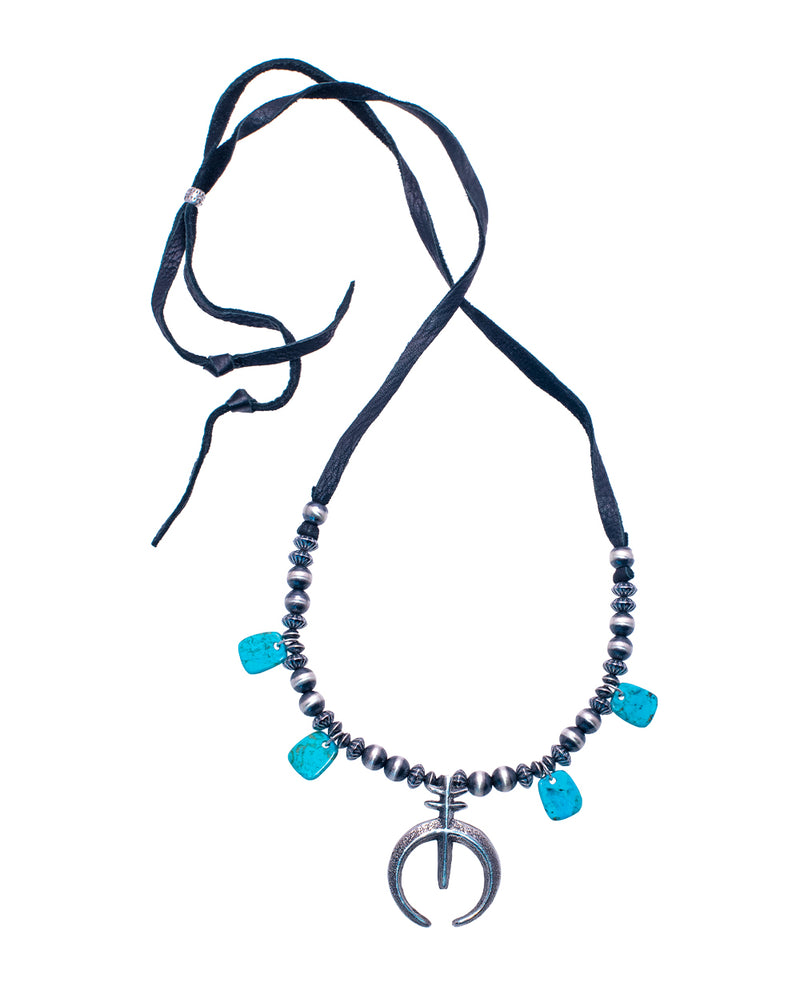 TUFA NAJA NECKLACE