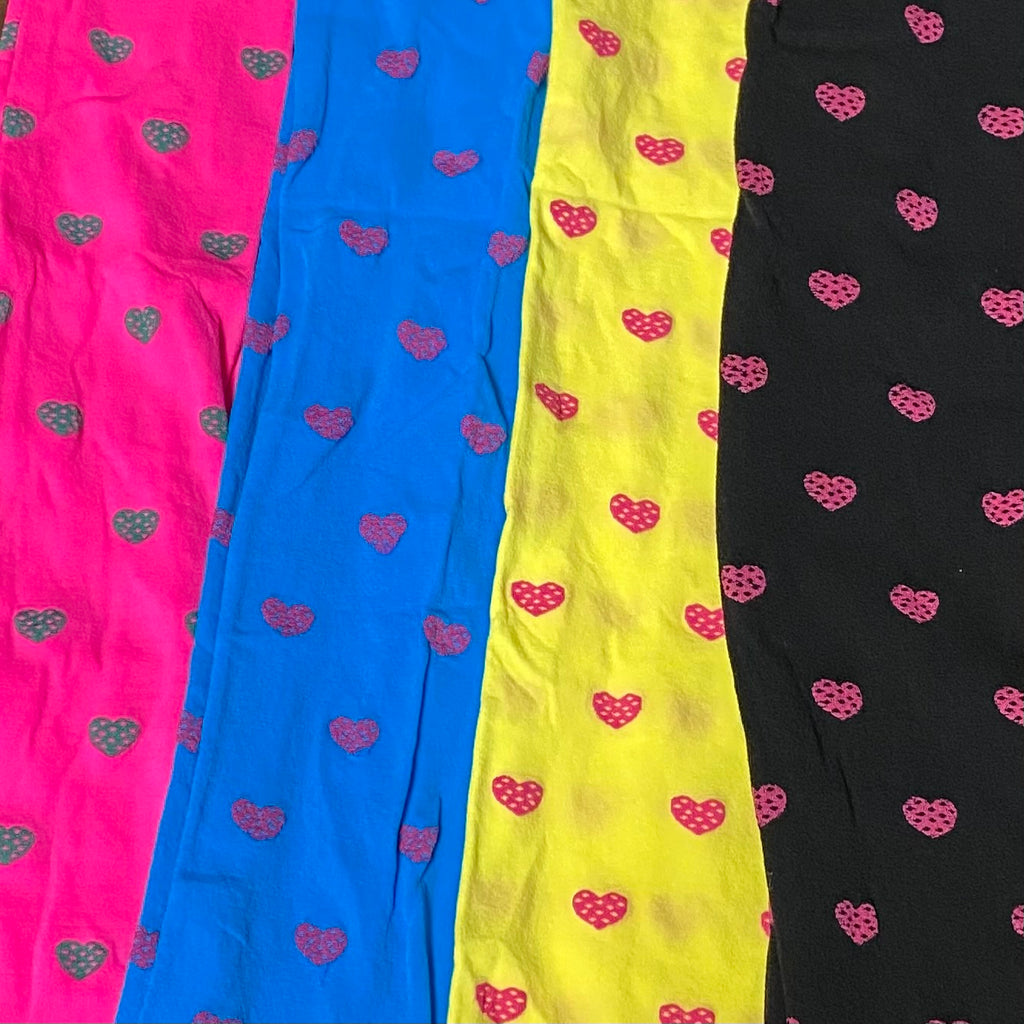 RTS Heart Tights (multiple colors)