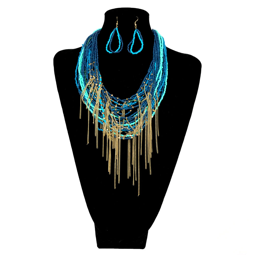 Assorted Fashion Necklace Set