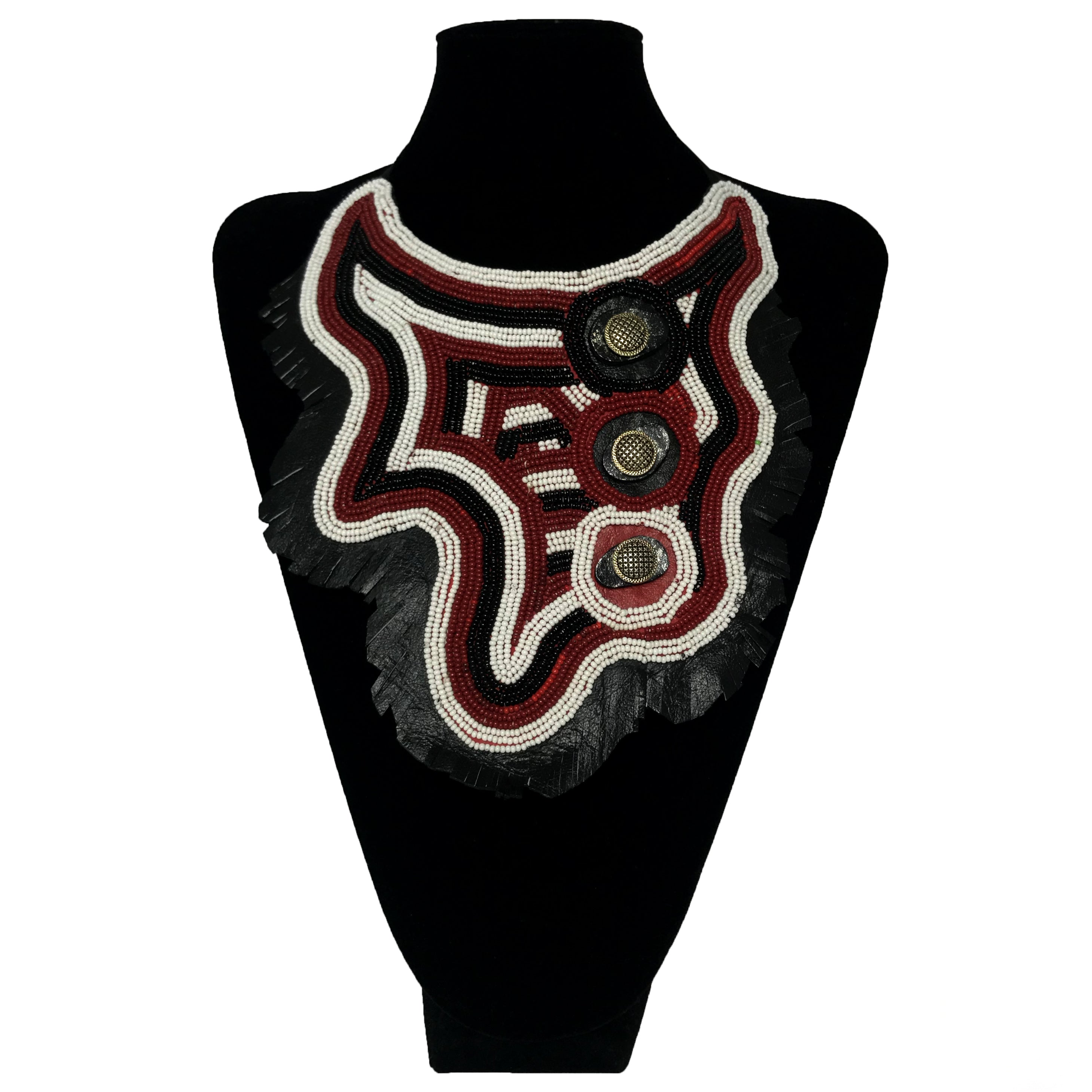 Statement Tribal Necklace