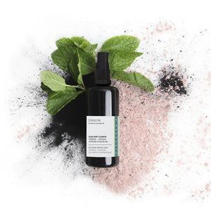 Black Mint Cleanser • Purifying & Cooling Gel - Odacite Sweden