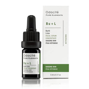 Bu+L | Sagging Skin • Buriti Lime Serum Concentrate - Odacite Sweden