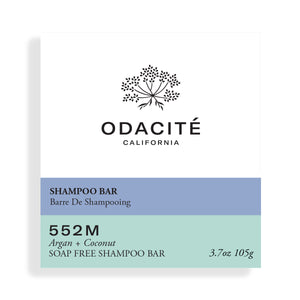 552M Soap Free Shampoo Bar - Odacite Sweden