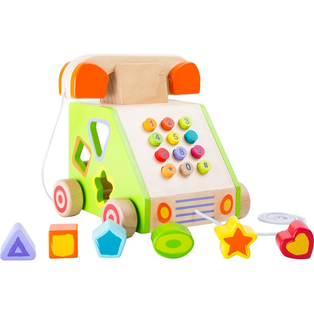 Telephone Pull-along Toy