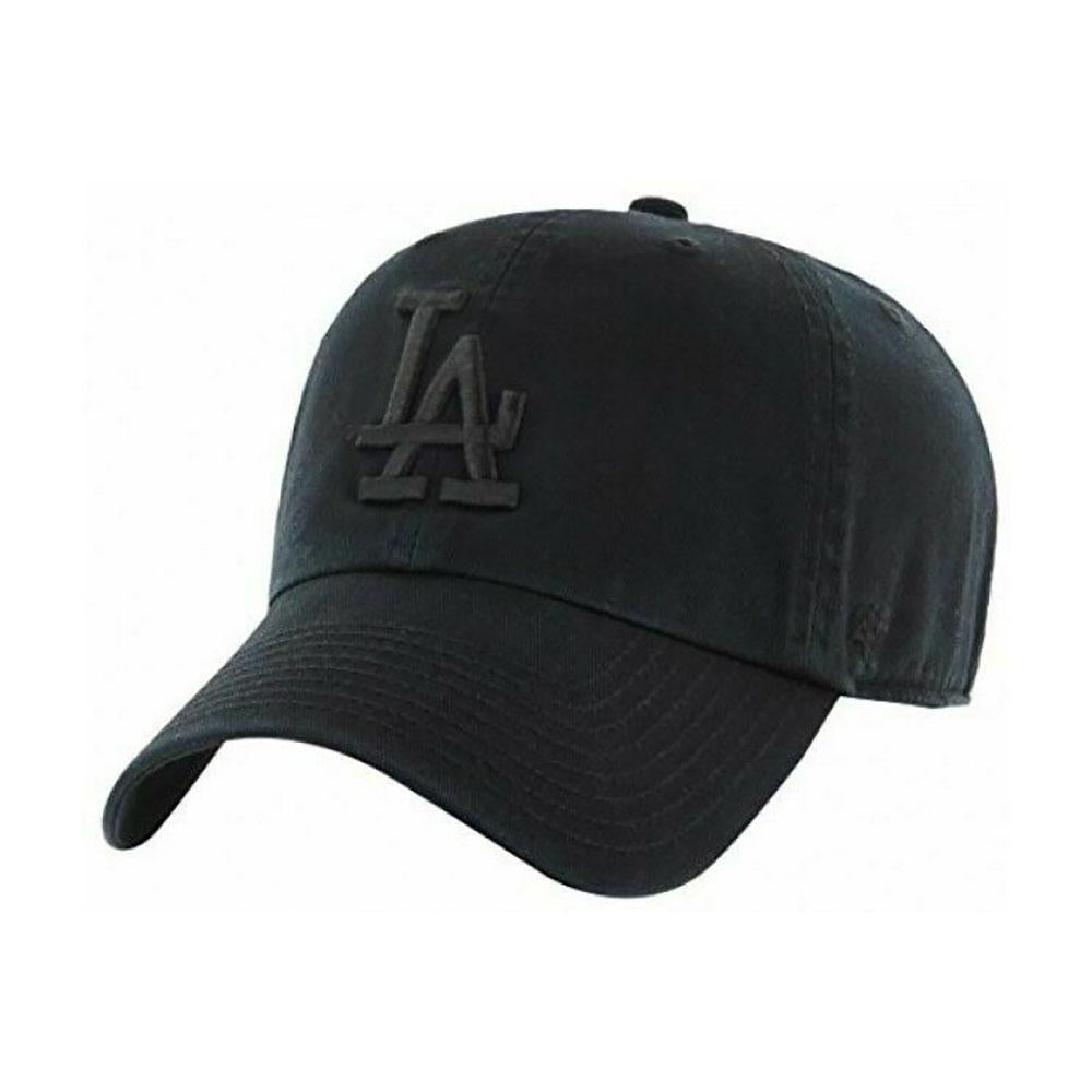 LOS ANGELES DODGERS BLACK CLEAN UP 47 CLEAN UP