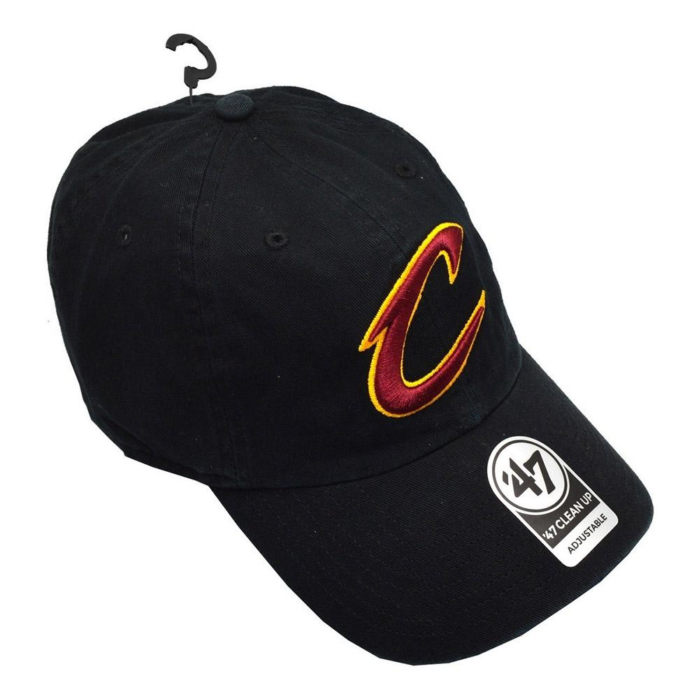CLEVELAND CAVALIERS BLACK CLEAN UP 47 CLEAN UP