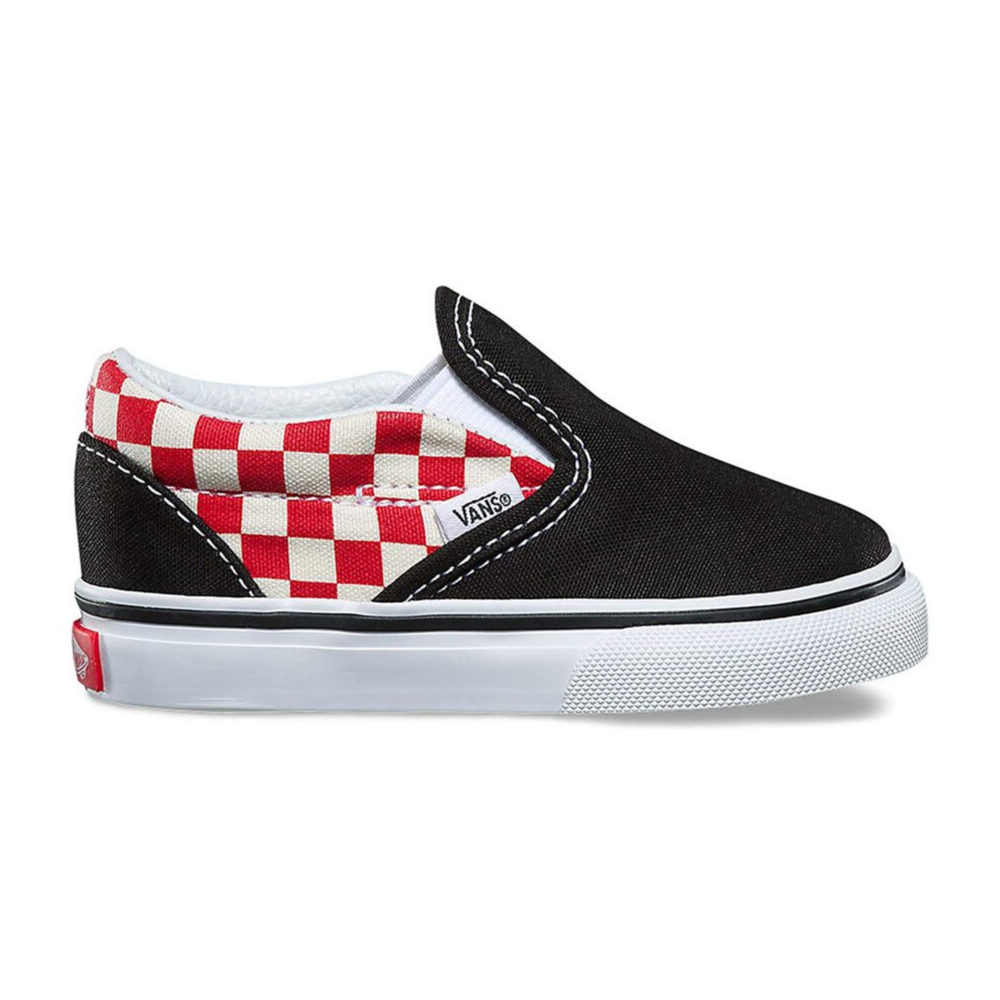 CALZADO VANS INF CLASSIC SLIP ON CHECKER