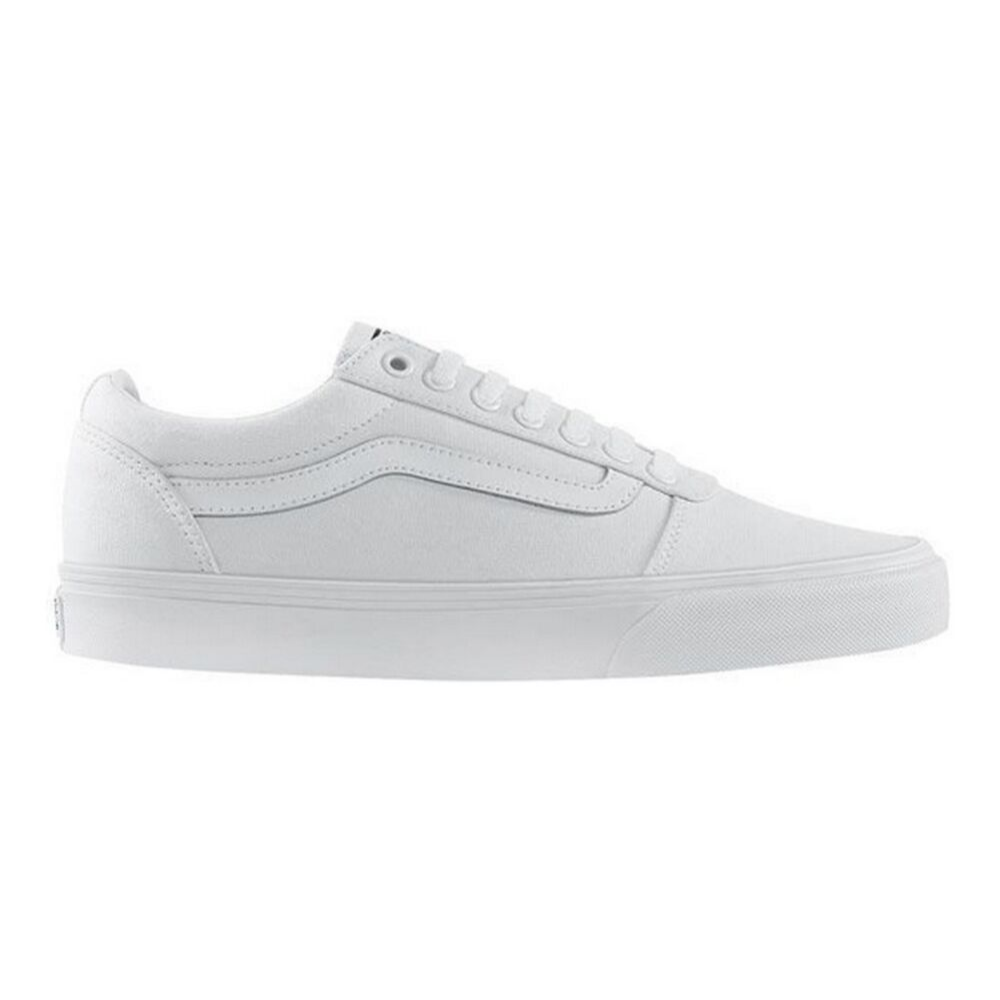 WARD CANVAS(WHITE/WHITE)