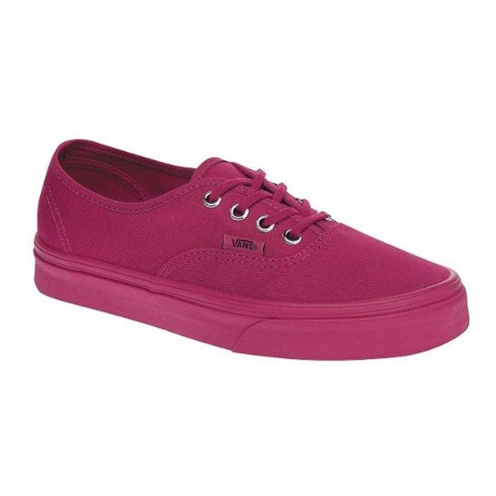 AUTHENTIC MONO ROSE RED