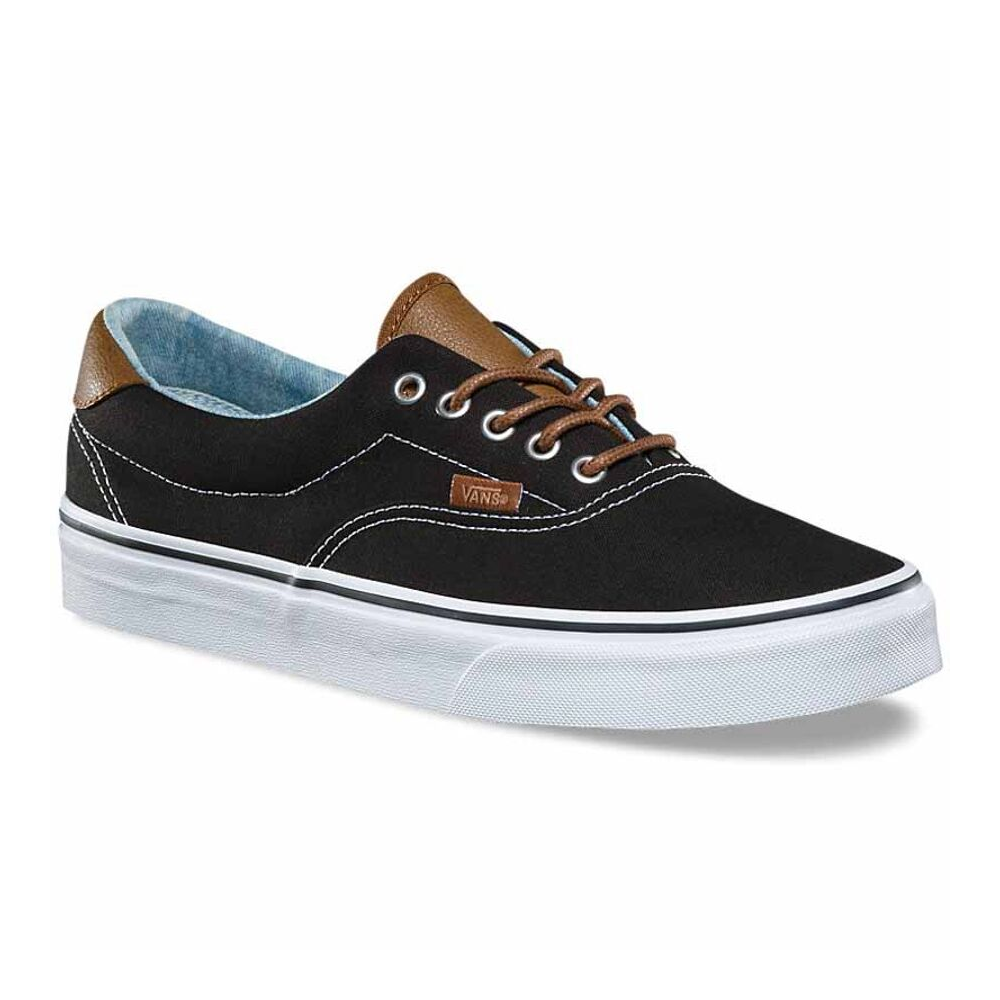 CALZADO VANS UNI ERA 59 BLACK/ACID