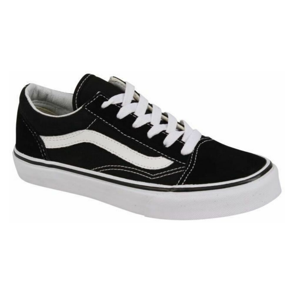CALZADO VANS OLD SKOOL BLACK WHITE