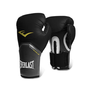 EVERLAST TRAINING GLOVEZ 8OZ BLACK