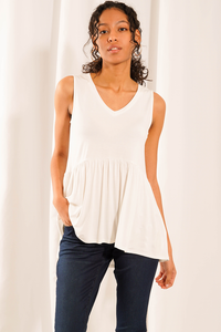 Baby Doll Tank - Metanoia Boutique