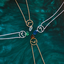 Load image into Gallery viewer, Wave Necklace - Metanoia Boutique