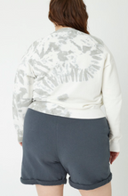 Load image into Gallery viewer, Hemp Cropped Sweatshirt - Metanoia Boutique