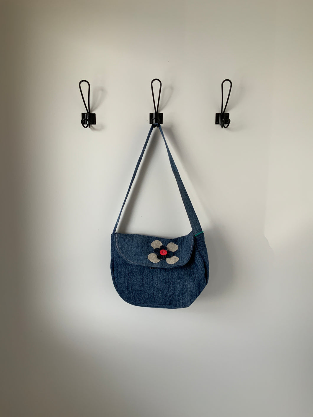 Denim Bag #98 - Metanoia Boutique