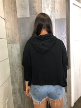 Load image into Gallery viewer, Cape Hoodie - Metanoia Boutique