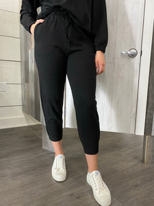 Cropped Jogger - Metanoia Boutique
