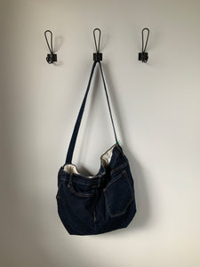 Denim Bag #42 - Metanoia Boutique