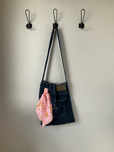 Denim Bag #99 - Metanoia Boutique