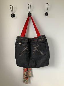 Denim Bag #64 - Metanoia Boutique