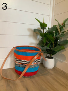 Large Bag with Strap - Metanoia Boutique