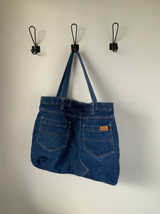 Denim Bag #120 - Metanoia Boutique